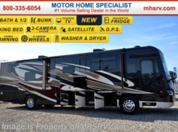 New 2016  Coachmen Cross Country 404RB Bath & 1/2, Pwr Salon Bunks, W/D, King by Coachmen from Motor Home Specialist in Alvarado, TX