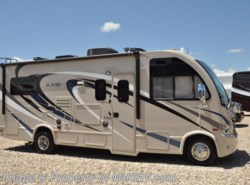 New 2017  Thor Motor Coach Axis 24.1 W/Slide, 15.0 BTU A/C, IFS, 2 Beds, Ext TV by Thor Motor Coach from Motor Home Specialist in Alvarado, TX