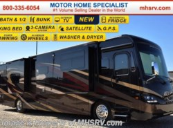 New 2017  Coachmen Cross Country 404RB Bath & 1/2, Pwr Salon Bunks, King, W/D by Coachmen from Motor Home Specialist in Alvarado, TX