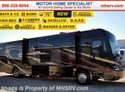 New 2017  Sportscoach Cross Country 404RB Bath & 1/2, Pwr Salon Bunk, W/D, King, GPS by Sportscoach from Motor Home Specialist in Alvarado, TX