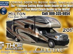 New 2017  Thor Motor Coach Chateau Super C 35SB Bunk Model W/ King Bed & Dsl. Gen by Thor Motor Coach from Motor Home Specialist in Alvarado, TX