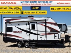New 2017  Coachmen Adrenaline Toy Hauler 19CB Bunk, 4KW Gen & 15K BTU A/C by Coachmen from Motor Home Specialist in Alvarado, TX