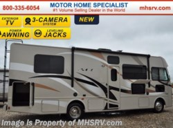 New 2017  Thor Motor Coach A.C.E. 29.2 ACE W/Jacks, 15.0 A/C, Exterior TV, Slide by Thor Motor Coach from Motor Home Specialist in Alvarado, TX