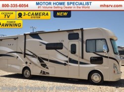 New 2017  Thor Motor Coach A.C.E. 30.1 ACE W/2 Slides, Jacks, Ext. TV, 15.0 A/C by Thor Motor Coach from Motor Home Specialist in Alvarado, TX