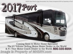 New 2017  Thor Motor Coach Challenger 36TL Theater Seats, King Bed, Ext. Kitchen by Thor Motor Coach from Motor Home Specialist in Alvarado, TX