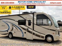New 2017  Thor Motor Coach Vegas 25.3 W/Slide, Upgraded A/C, IFS, Ext. TV by Thor Motor Coach from Motor Home Specialist in Alvarado, TX