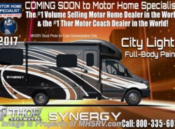 New 2017  Thor Motor Coach Synergy SD24 Sprinter Diesel RV for Sale W/Dsl Gen by Thor Motor Coach from Motor Home Specialist in Alvarado, TX