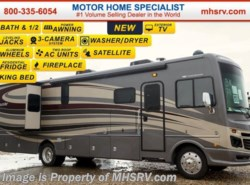 New 2017  Fleetwood Bounder 35K Bath & 1/2 RV for Sale W/King Bed by Fleetwood from Motor Home Specialist in Alvarado, TX