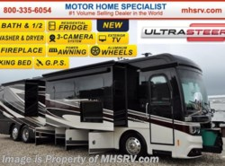 New 2017  Monaco RV Diplomat 43Q Bath & 1/2 Luxury Diesel RV for Sale by Monaco RV from Motor Home Specialist in Alvarado, TX