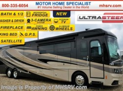 New 2017  Monaco RV Diplomat 43Q Bath & 1/2 Diesel RV for Sale W/King Bed by Monaco RV from Motor Home Specialist in Alvarado, TX