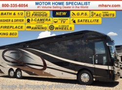 New 2017  American Coach American Dream 45A 600HP Bath & 1/2 Luxury Coach for Sale W/Ultra by American Coach from Motor Home Specialist in Alvarado, TX