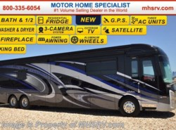 New 2017  Entegra Coach Anthem 44B Bath & 1/2 Luxury RV for Sale at MHSRV.com by Entegra Coach from Motor Home Specialist in Alvarado, TX