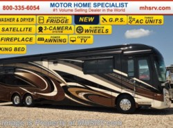 New 2017  Entegra Coach Anthem 42DEQ Luxury Coach for Sale at MHSRV.com by Entegra Coach from Motor Home Specialist in Alvarado, TX