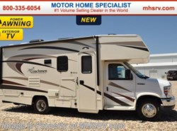 New 2017  Coachmen Freelander  21RS W/ Slide, Ext TV, 15.0 K A/C & Heated Tanks by Coachmen from Motor Home Specialist in Alvarado, TX