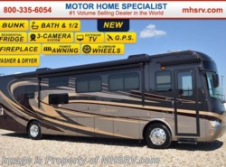 New 2017  Forest River Berkshire 38A-340 Bath & 1/2 RV for Sale at MHSRV W/ Bunks by Forest River from Motor Home Specialist in Alvarado, TX