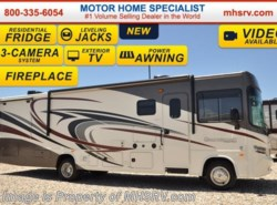 New 2017  Forest River Georgetown 335DS RV for Sale at MHSRV.com W/OH Loft & 2 A/C by Forest River from Motor Home Specialist in Alvarado, TX