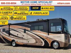 New 2017  Thor Motor Coach Challenger 36TL W/King Bed, 50 Inch TV & Ext. Kitchen