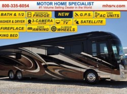 New 2017  Entegra Coach Anthem 44A Luxury Bath & 1/2 RV for Sale at MHSRV.com by Entegra Coach from Motor Home Specialist in Alvarado, TX
