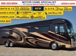 New 2017  Entegra Coach Anthem 44A Bath & 1/2 Luxury RV for Sale at MHSRV.com by Entegra Coach from Motor Home Specialist in Alvarado, TX