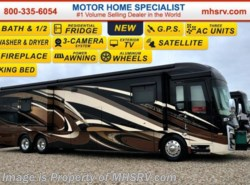 New 2017  Entegra Coach Anthem 42RBQ Bath & 1/2 Luxury RV for Sale at MHSRV.com by Entegra Coach from Motor Home Specialist in Alvarado, TX