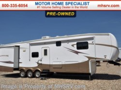 Used 2007  Heartland RV Landmark with 4 slides by Heartland RV from Motor Home Specialist in Alvarado, TX