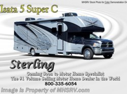 New 2017  Dynamax Corp Isata 5 Series 36DS Super C RV for Sale W/King Bed by Dynamax Corp from Motor Home Specialist in Alvarado, TX