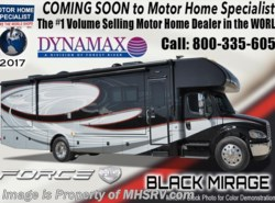 New 2017  Dynamax Corp Force HD 37TS Super C  for Sale at MHSRV W/Theater Seats by Dynamax Corp from Motor Home Specialist in Alvarado, TX