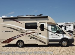 New 2017  Thor Motor Coach Compass 23TB Diesel RV for Sale at MHSRV W/Ext Tv by Thor Motor Coach from Motor Home Specialist in Alvarado, TX