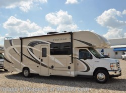 New 2017  Thor Motor Coach Chateau 29G Class C RV for Sale W/Auto Jacks by Thor Motor Coach from Motor Home Specialist in Alvarado, TX