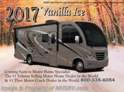 New 2017  Thor Motor Coach Axis 24.1 RUV for Sale at MHSRV W/2 Beds & IFS by Thor Motor Coach from Motor Home Specialist in Alvarado, TX
