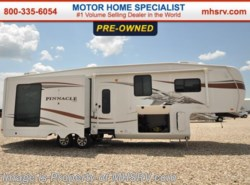 Used 2011  Jayco Pinnacle 34RLTS W/3 Slides by Jayco from Motor Home Specialist in Alvarado, TX