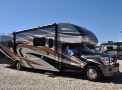 New 2017  Thor Motor Coach Chateau Super C 35SM Super C RV for Sale at MHSRV.com W/ King Bed by Thor Motor Coach from Motor Home Specialist in Alvarado, TX