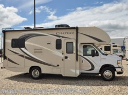 New 2017  Thor Motor Coach Chateau 22E RV for Sale W/15K A/C, Cabover Ent, 3 Cam by Thor Motor Coach from Motor Home Specialist in Alvarado, TX