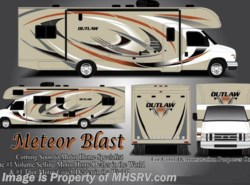 New 2017  Thor Motor Coach Outlaw 29H Toy Hauler Class C RV for Sale W/Patio by Thor Motor Coach from Motor Home Specialist in Alvarado, TX