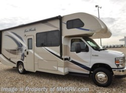 New 2017  Thor Motor Coach Four Winds 26B RV for Sale at MHSRV W/Upgraded A/C by Thor Motor Coach from Motor Home Specialist in Alvarado, TX