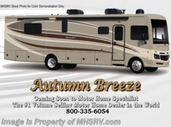New 2017  Fleetwood Bounder 34T RV for Sale at MHSRV W/LX Package & Sat by Fleetwood from Motor Home Specialist in Alvarado, TX