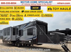 New 2017  Heartland RV Road Warrior RW413 Bunk Model, 2 Bath RV for Sale at MHSRV by Heartland RV from Motor Home Specialist in Alvarado, TX