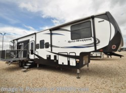 New 2017  Heartland RV Road Warrior RW427 Bath & 1/2, Bunk Beds, Res. Fridge, King by Heartland RV from Motor Home Specialist in Alvarado, TX