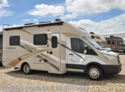 New 2017  Thor Motor Coach Compass 23TK Diesel RV for Sale at MHSRV.com by Thor Motor Coach from Motor Home Specialist in Alvarado, TX