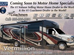 New 2017 Coachmen Concord 300TS RV for Sale at MHSRV.com Sat, Jacks, Rims available in Alvarado, Texas