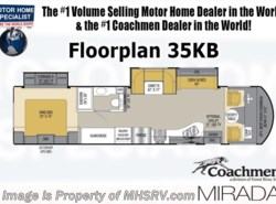 New 2017  Coachmen Mirada 35KB RV for Sale at MHSRV W/15K A/Cs, King by Coachmen from Motor Home Specialist in Alvarado, TX