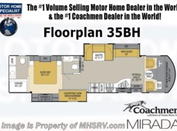 New 2017  Coachmen Mirada 35BH Bath & 1/2 Bunk Model RV for Sale @ MHSRV by Coachmen from Motor Home Specialist in Alvarado, TX