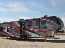 Used 2015  Dutchmen Voltage 3990 Bath & 1/2, Bunk House, Toy Hauler by Dutchmen from Motor Home Specialist in Alvarado, TX