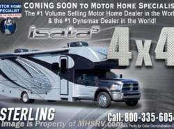 New 2017  Dynamax Corp Isata 5 Series 35DB 4X4 Super C RV for Sale W/8KW Diesel Gen, Bun by Dynamax Corp from Motor Home Specialist in Alvarado, TX