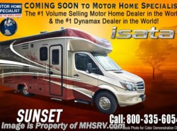 New 2017  Dynamax Corp Isata 3 Series 24RWM Sprinter Diesel RV W/Dsl Gen, Sat & GPS by Dynamax Corp from Motor Home Specialist in Alvarado, TX