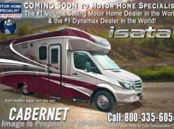 New 2017  Dynamax Corp Isata 3 Series 24FWM Sprinter Diesel RV Dsl Gen, Sat, GPS by Dynamax Corp from Motor Home Specialist in Alvarado, TX