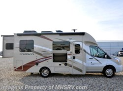 New 2017  Thor Motor Coach Compass 23TR Diesel RV for Sale at MHSRV W/ Slide & Ext TV by Thor Motor Coach from Motor Home Specialist in Alvarado, TX