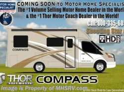 New 2017  Thor Motor Coach Compass 23TR Diesel RV for Sale @ MHSRV W/ Slide & Ext TV by Thor Motor Coach from Motor Home Specialist in Alvarado, TX