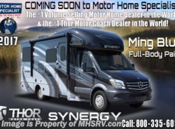 New 2017  Thor Motor Coach Synergy RB24 Sprinter Diesel RV for Sale W/Dsl Gen by Thor Motor Coach from Motor Home Specialist in Alvarado, TX