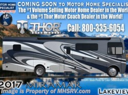New 2017 Thor Motor Coach Miramar 35.2 RV for Sale at MHSRV King Bed & Dual Pane available in Alvarado, Texas